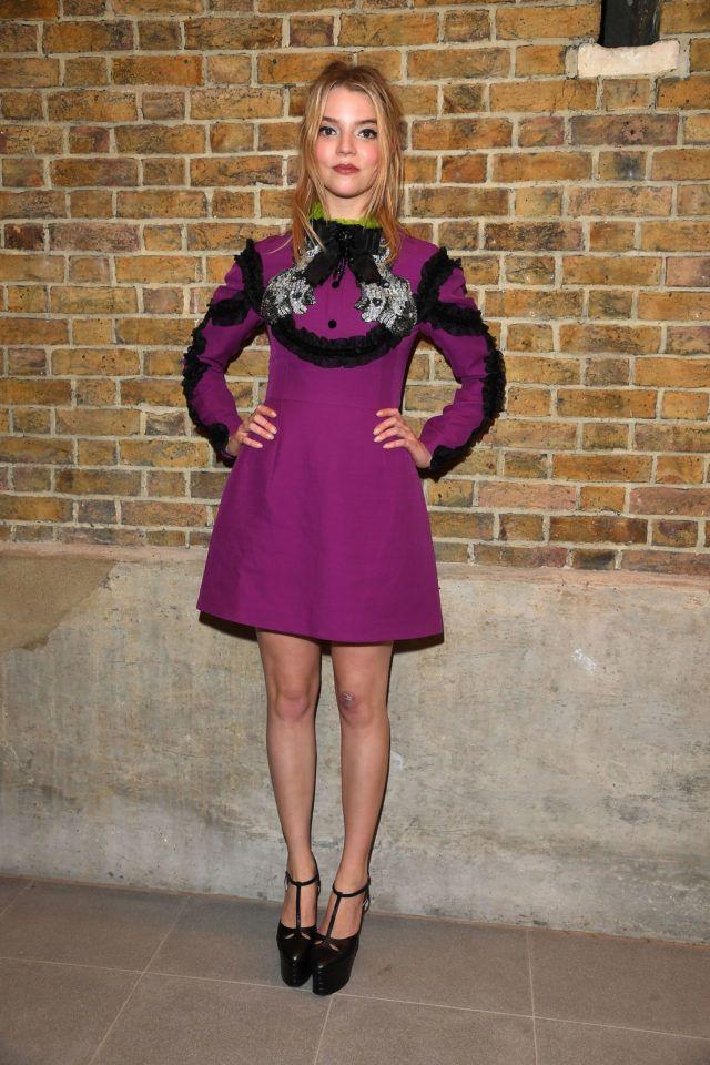 Anya Taylor-Joy | Fashion & Beauty | Pinterest