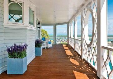 Chatham Residence - beach style - porch - boston - Kotzen Interiors, LLP