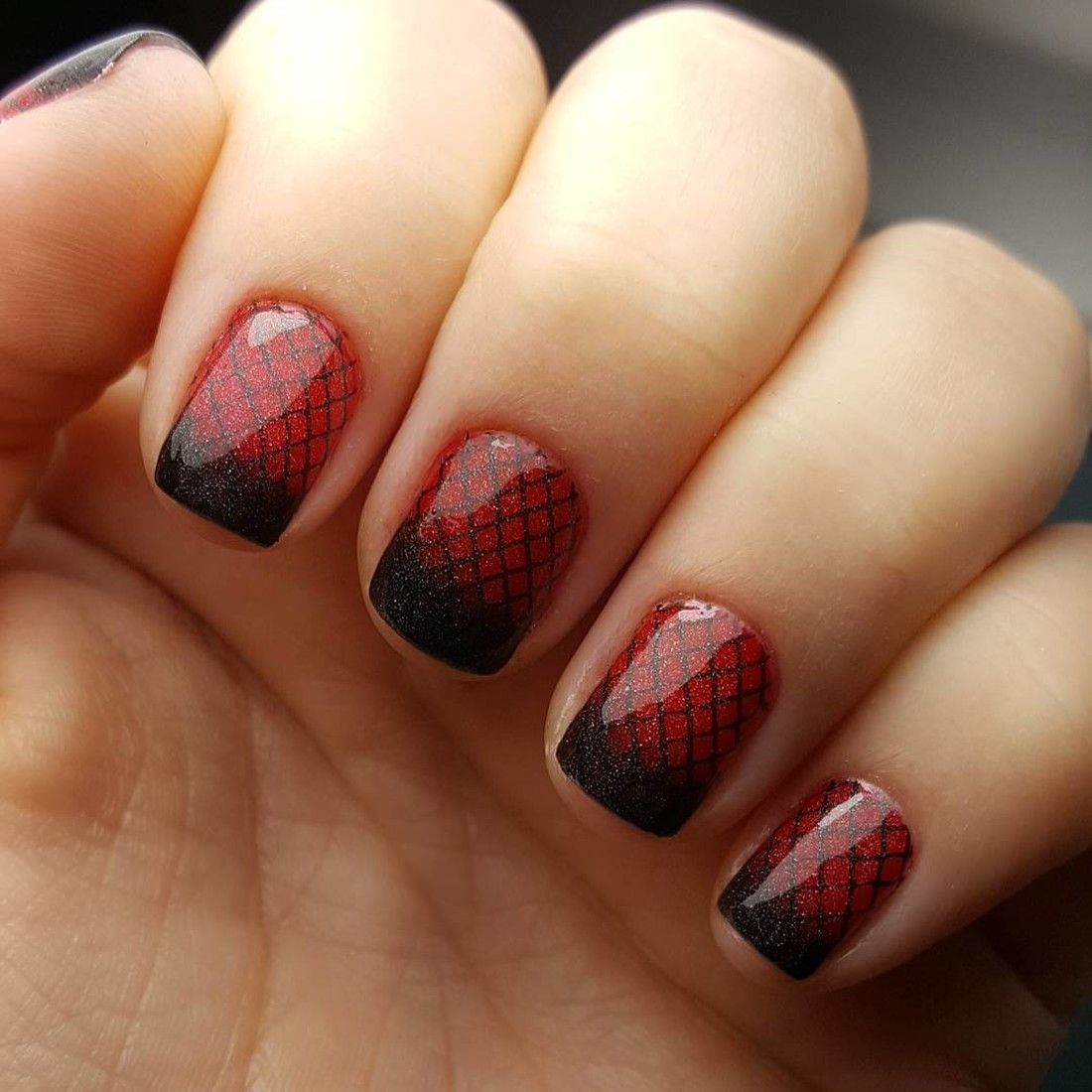 Happy Birthday, French manicure! | Black manicure, Manicure and ...