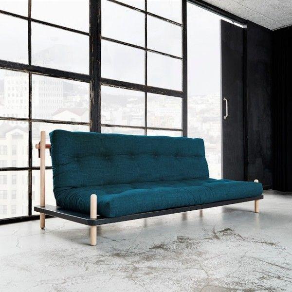 sofá cama Point   Tiendas On   Muebles estilo nórdico   Pinterest ...