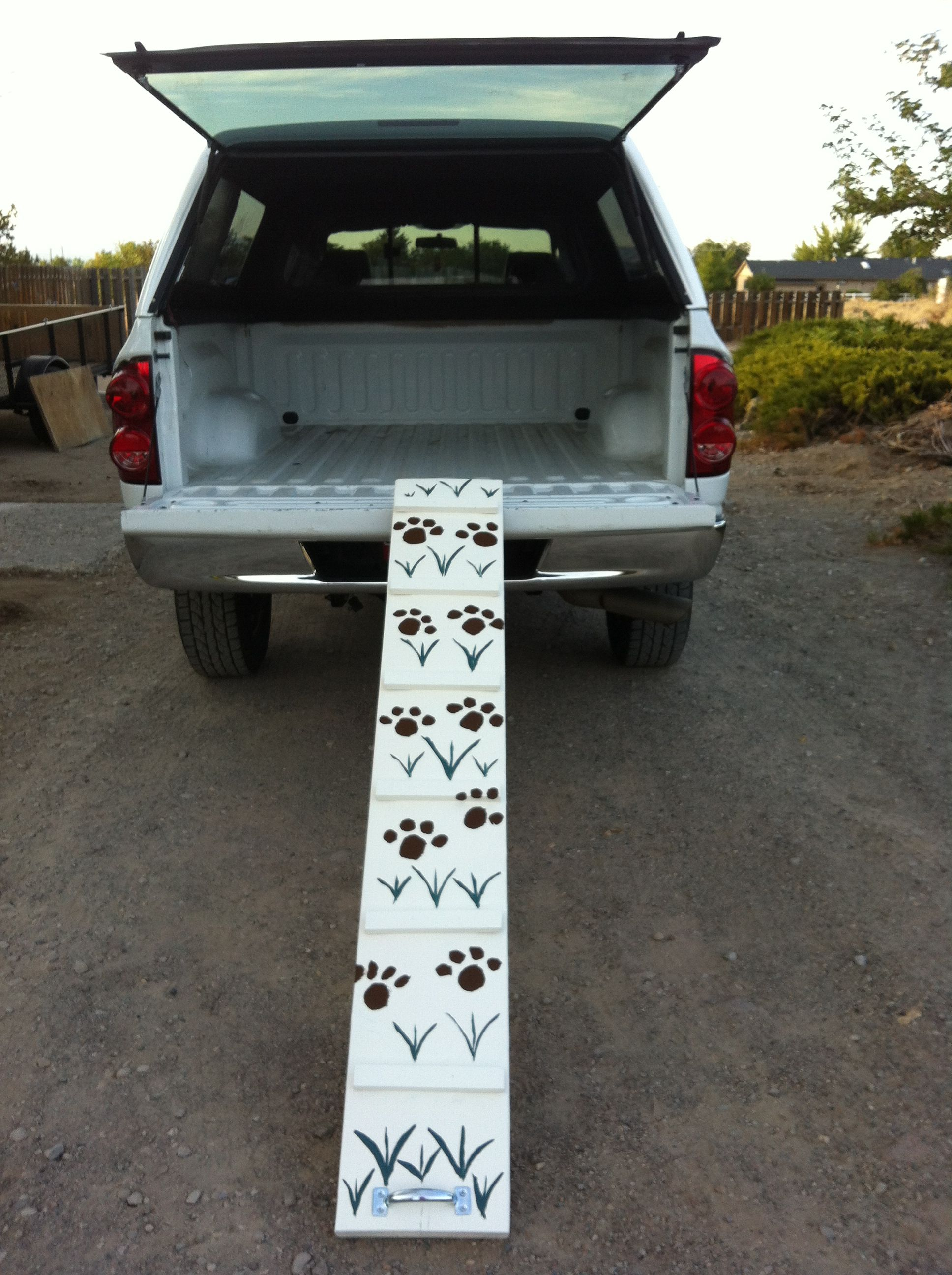 Dog Ramp Plans: For My Furry Friends