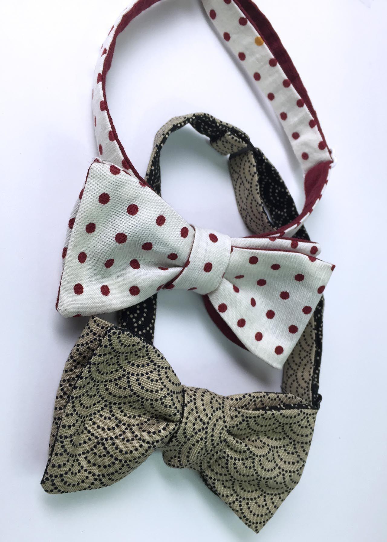 nouvelle sélection produit chaud meilleure valeur Noeud Papillon Facile - DIY District   couture   Tie, Sewing ...