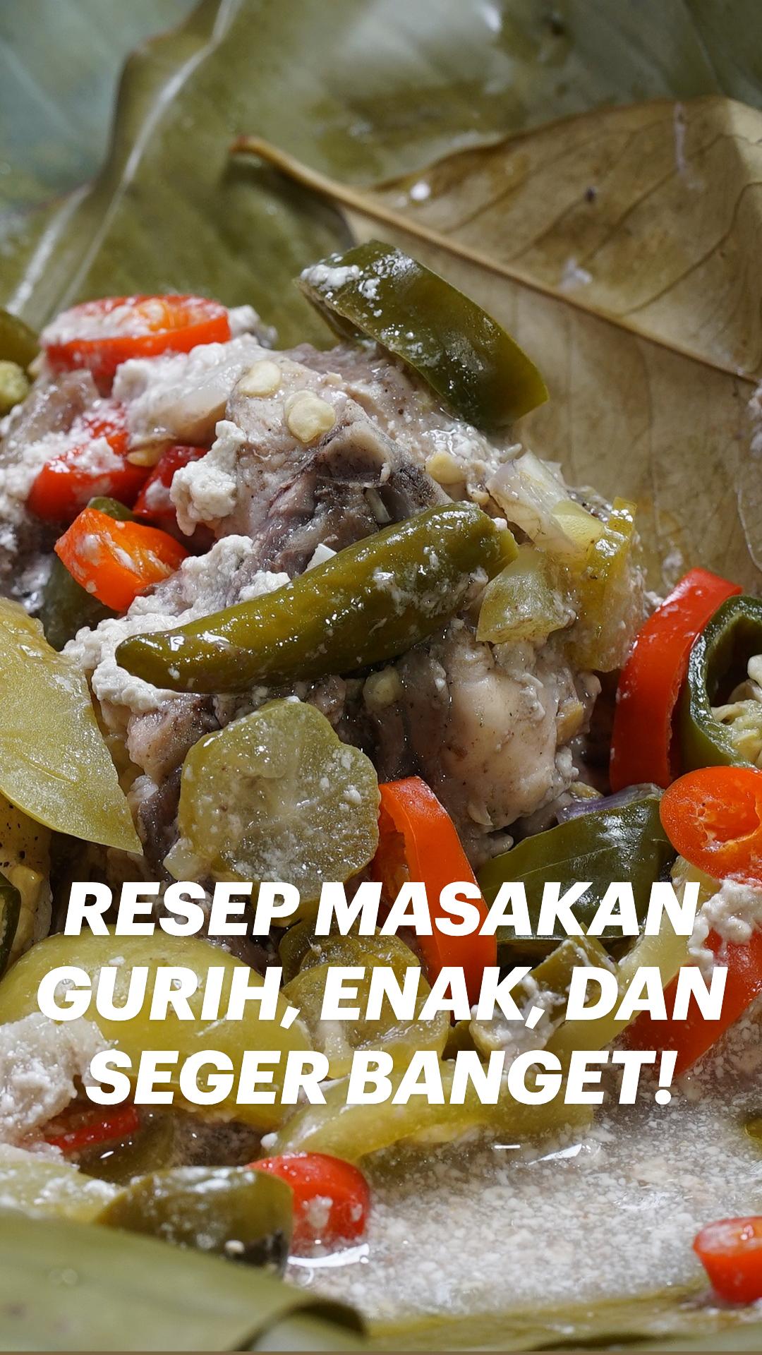 Resep Masakan Gurih Enak Dan Seger Banget An Immersive Guide By Tastemade Indonesia