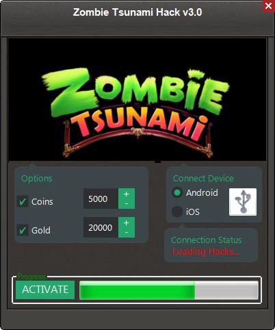 Zombie Tsunami Hack Tsunami, Intense games, Tool hacks