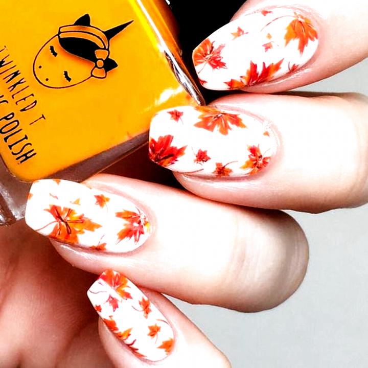 nails acrylic fall colors #nails acrylic fall colors in ...