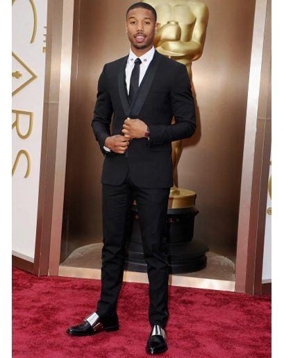 86th Oscar Awards Red Carpet: Michael B