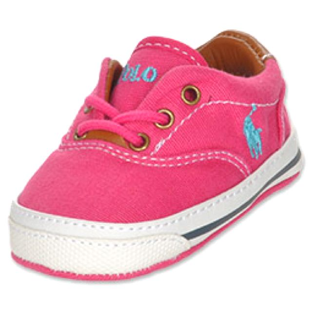 Baby Polo Shoes Baby stuff Pinterest