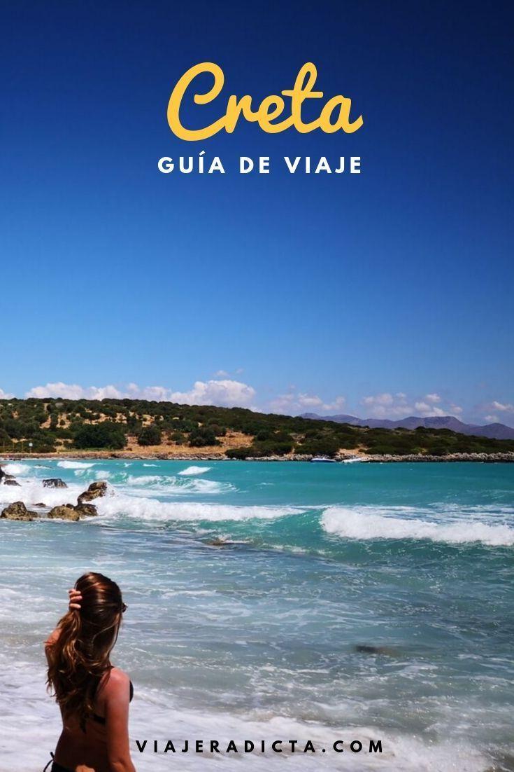 Guía De Viaje A Creta Todo Lo Que Necesitas Saber Viajeradicta Viaje A Creta Viajes A Grecia Santorini Grecia