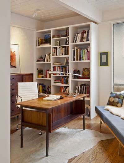mid century modern home office google search
