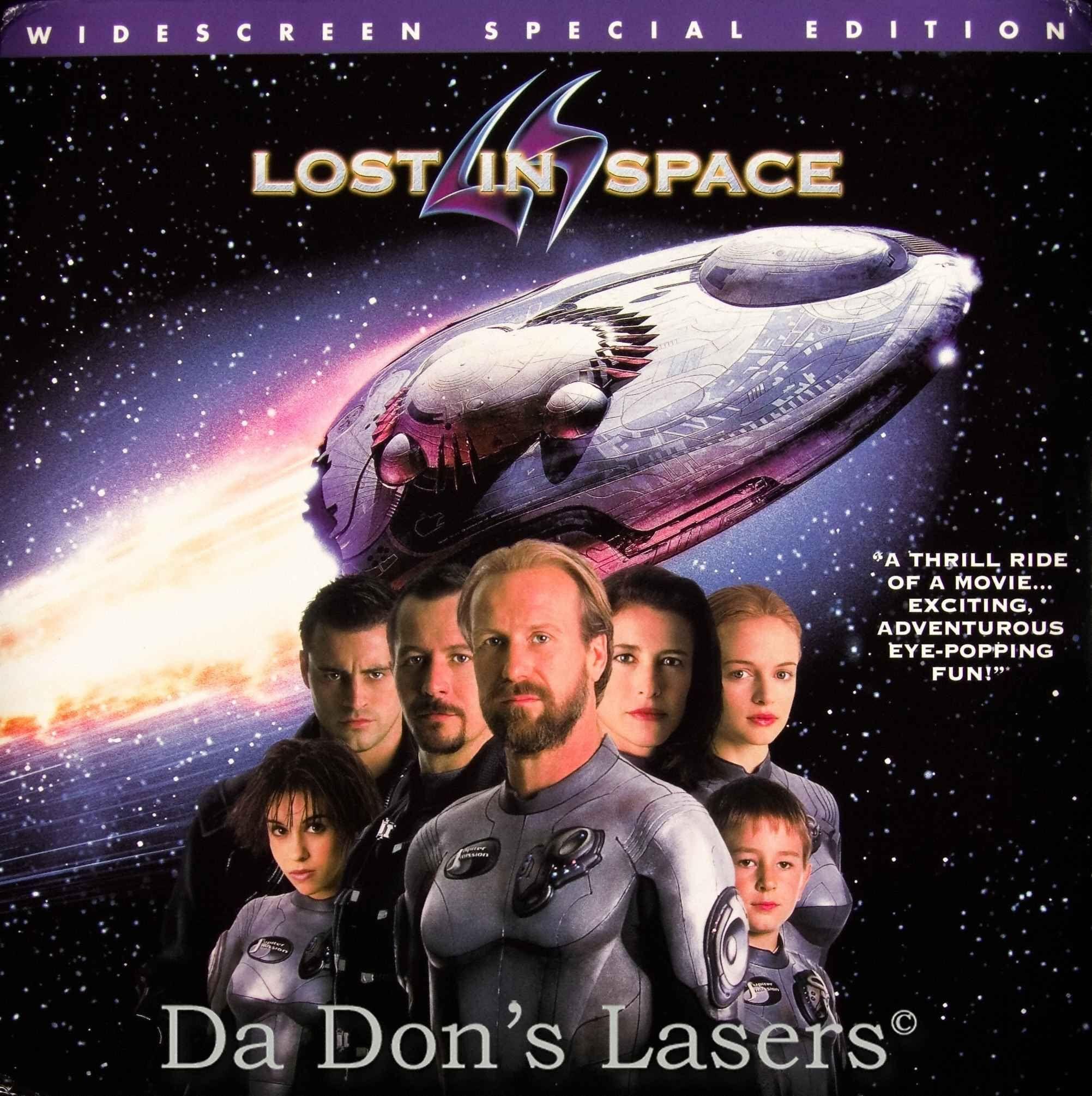 Perdidos En El Espacio 2014 Full Hd Space Movies Lost In Space Space Movie Posters