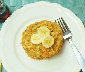 Whole Wheat and Oats Pancakes - Cake Boss