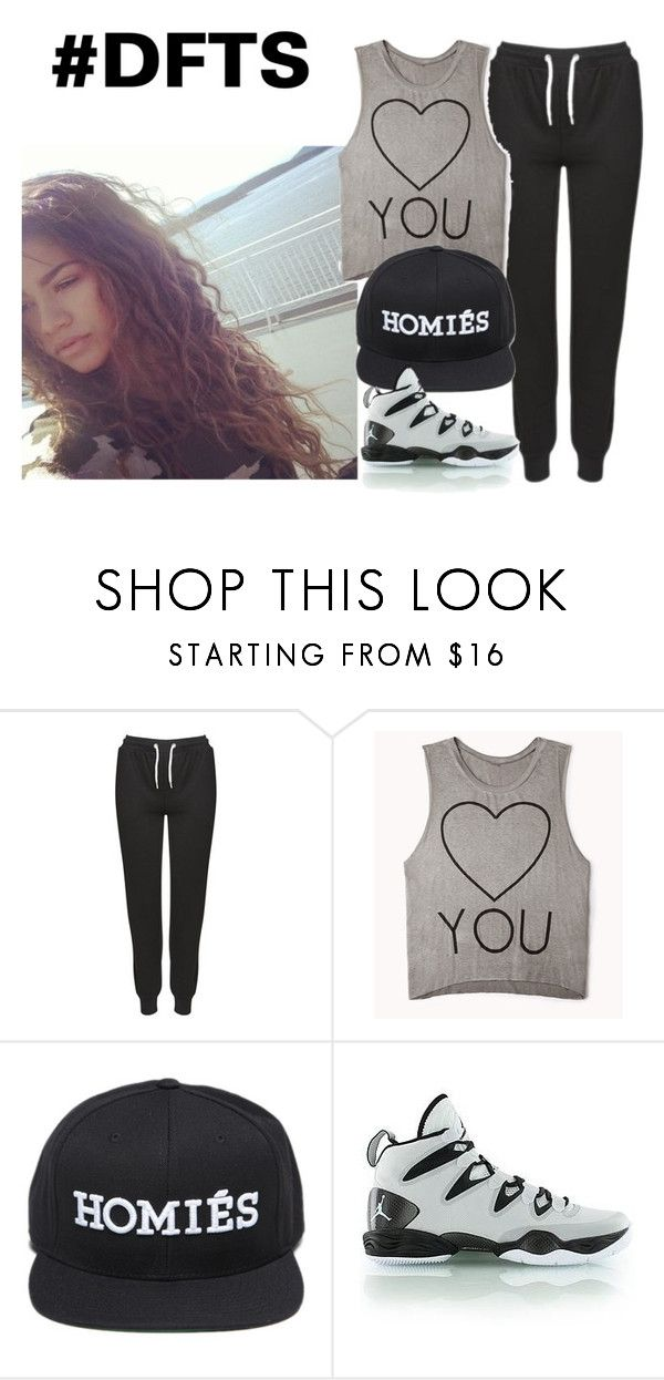 """""""Dance Practice with Zendaya"""" by destinyqu ❤ liked on Polyvore featuring Coleman, Brave Soul, Forever 21 and Brian Lichtenberg"""