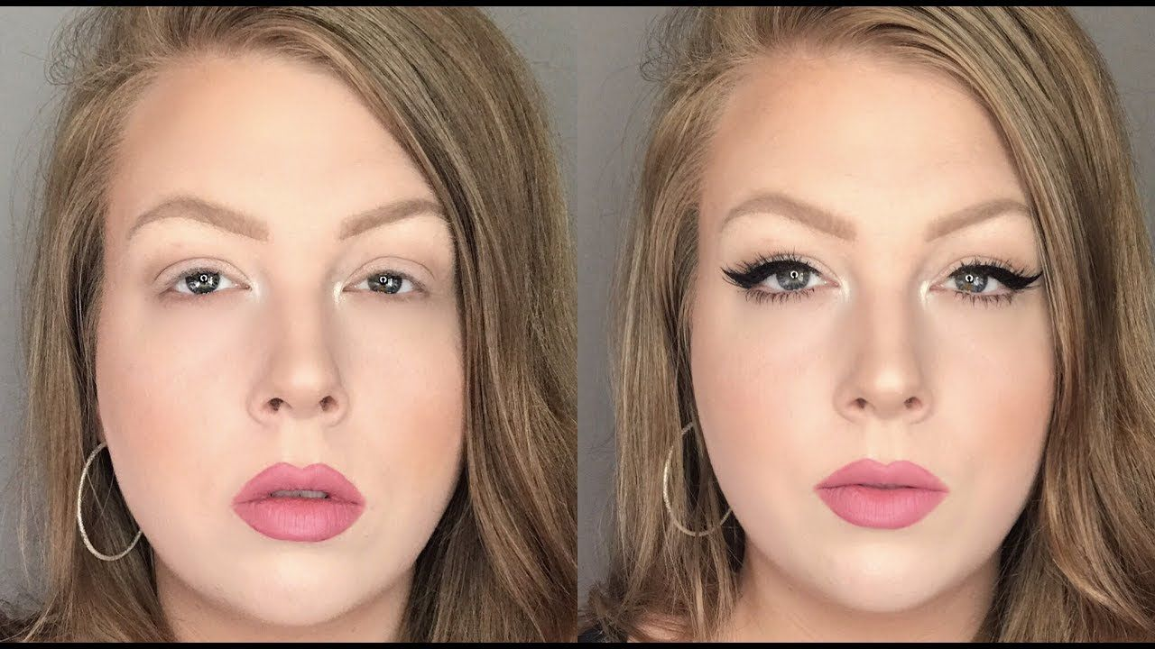 How To Dramatic Winged Liner For Hooded Lids And Downturned Eyes