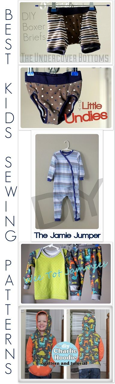 BEST kids sewing patterns on the internet for when mums baby comes ...