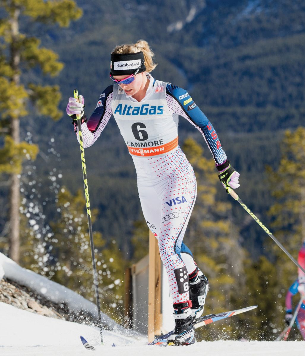 """The Making of """"Face of Winter"""" U.S. Ski Team in New"""
