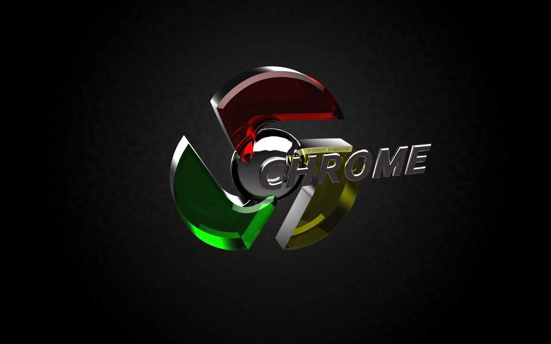 3d Google Chrome Logo Animated Black Wallpaper Desktop 283899 Wallpaper Chrome Wallpaper Google Chrome Wallpaper Chrome Background