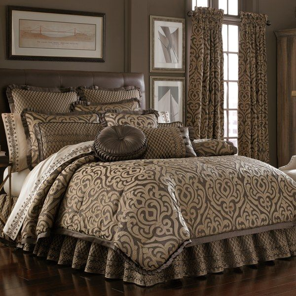 J Queen New York Luxembourg Comforter Set Bed Bath