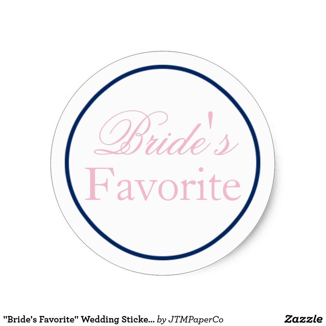 Bride\'s Favorite\