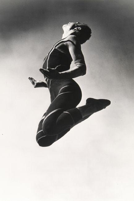 Merce Cunningham in Totem Ancestor, 1942,