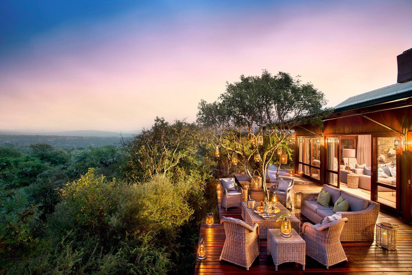 Kwandwe Ecca Lodge Is The Winner Of The 2018 Safari Awards