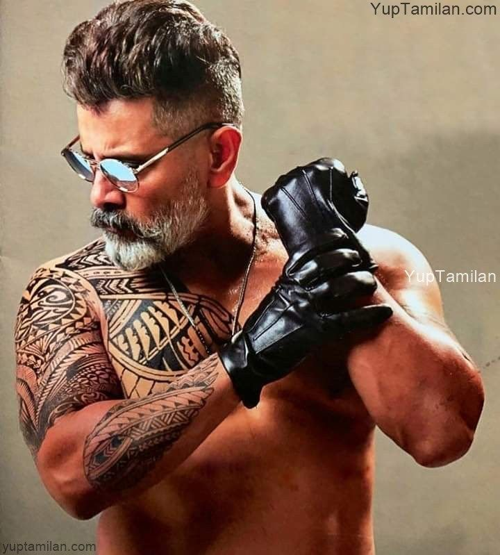 Vikram Mass Photos And Stills From Movie Kadaram Kondan Movie