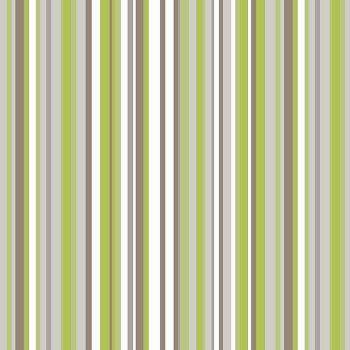Arthouse sophia stripe wallpaper green cream brown code614803