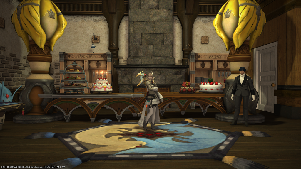 FFXIV House Decorating Ideas | Final Fantasy XIV ...