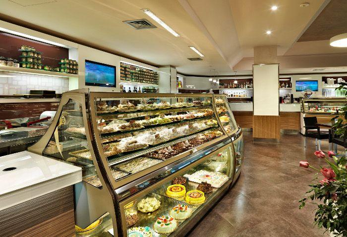 Bricabrac Arredamento ~ Arredamento su misura bar pasticceria gelateria le cusoidi