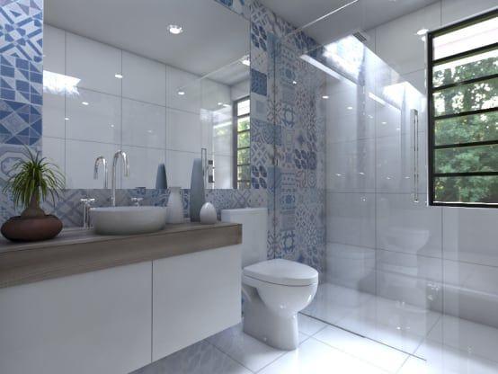 Fantastiche idee per un bagno piccolo