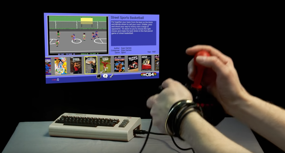 Retro Games announces the Commodore 64 Mini Relive the glory of the