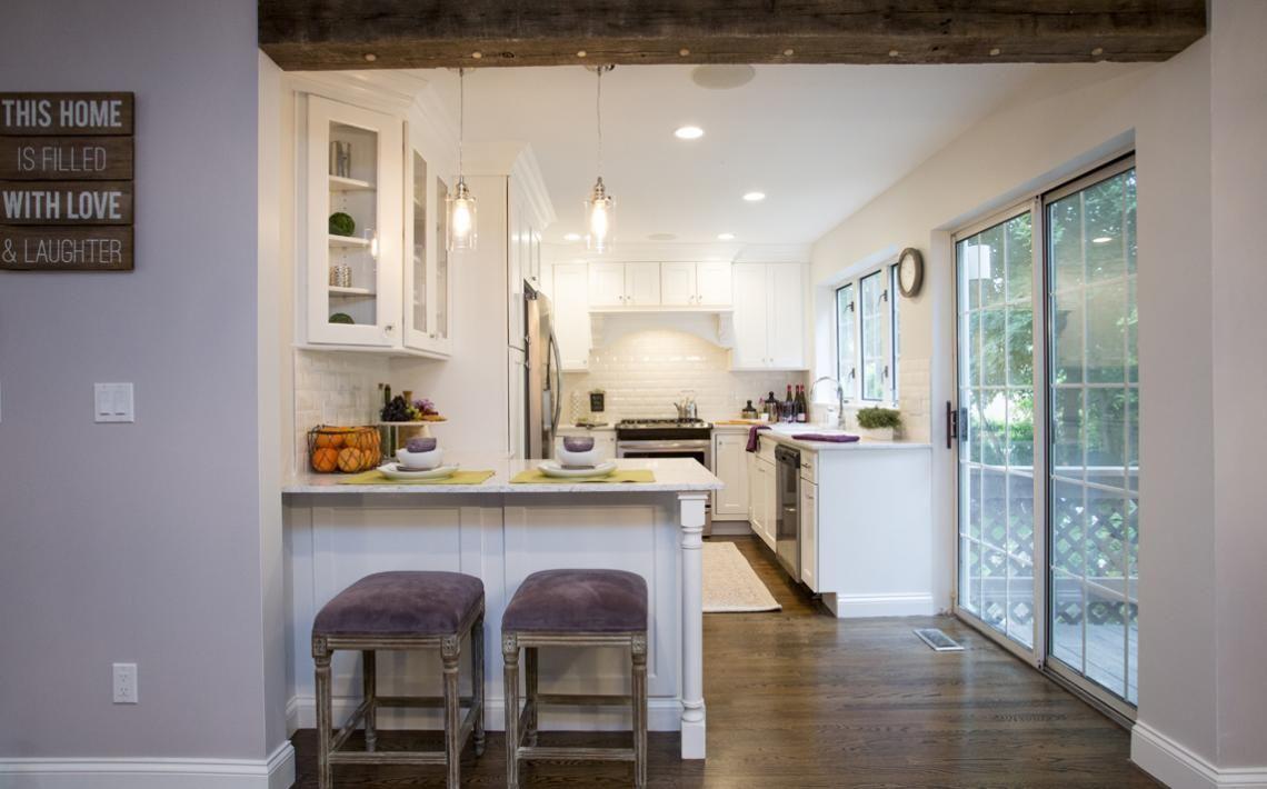 Modern Sleek Kitchen Cabinets On Property Brothers