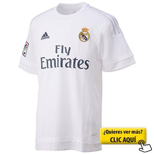 1ª Equipación Real Madrid CF 2015/2016 -... #real #madrid