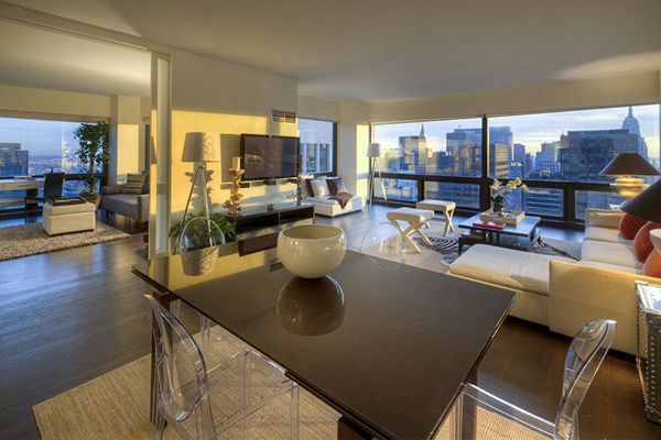 Streeteasy 721 Fifth Ave 59b Condo Apartment Sale At Trump Tower In Midtown Manhattan Home Luxury Homes Flooring