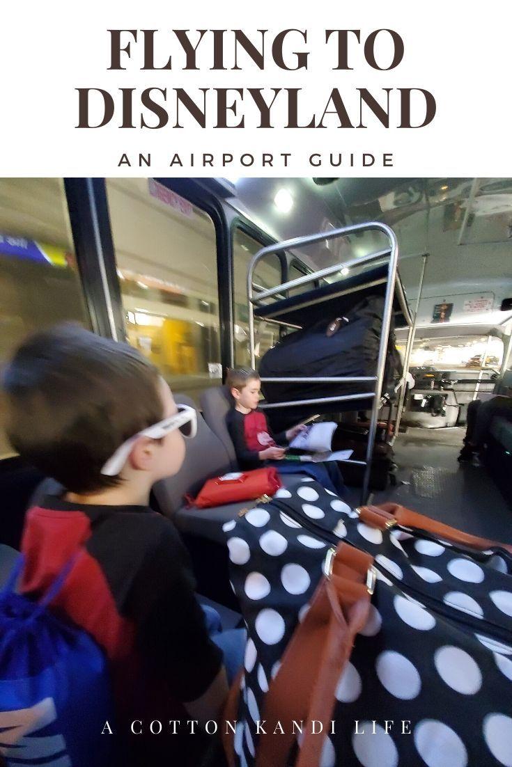 Photo of Fliegen nach Disneyland   Der Flughafenführer – Ein Baumwoll-Kandi-Leben