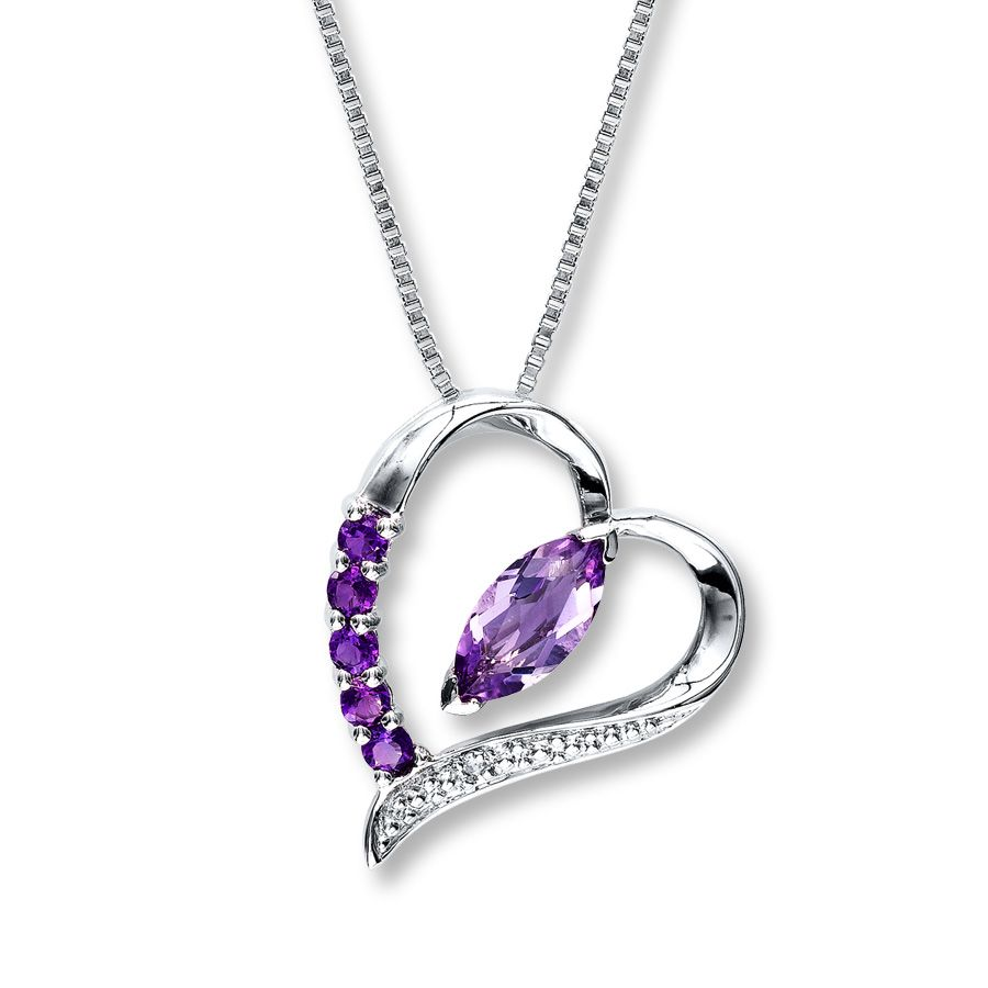 silver diamonds cut tw from shining heart in design rhythm ct kay inspiration plush diamond at floating necklaces journey gold infinity round jewelers necklace vibrant sterling white