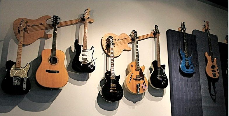 build a really cool guitar wall mount guitar wall hanger on wall hanger id=52371