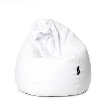 pouf poire blanc alaska le pouf poire est le préféré de tous pour