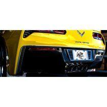 2014 2019 C7 Corvette Exhaust Filler Panels Corvette Corvette Accessories Corvette C7