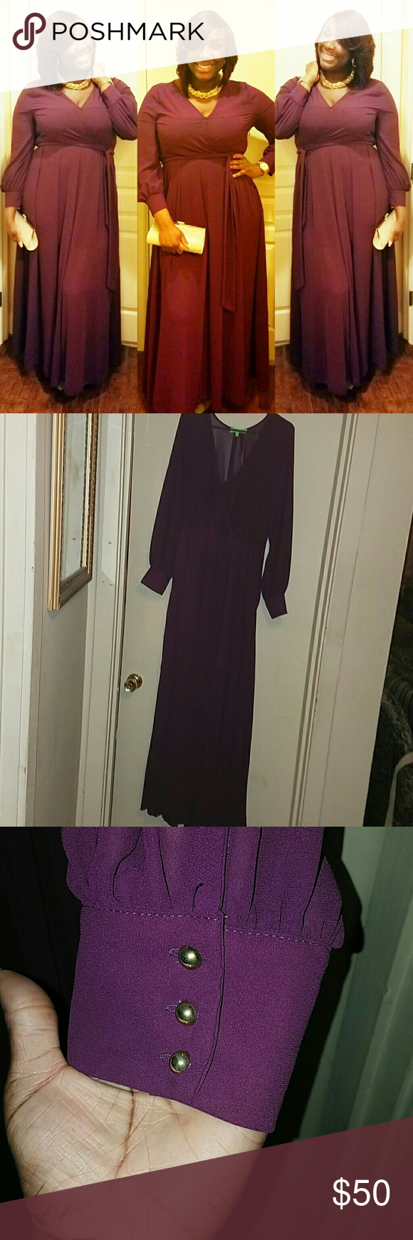 Plum chiffon maxi plum colour long sleeve maxi and chiffon maxi