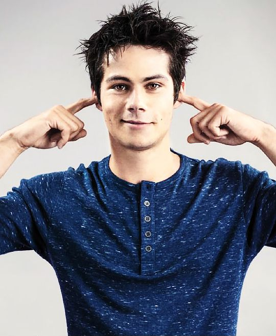 what is there not to love :) <3 , Dylan O'Brien
