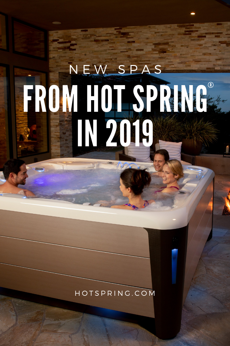 Buy Hot Tub >> New Spas From Hot Spring In 2019 Spring Spa Hot Springs