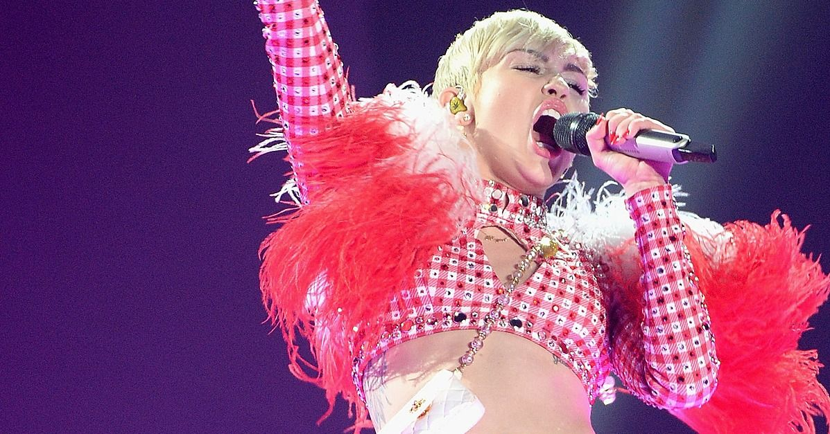 Why Miley Cyrus Is Anything But Boring When It Comes to Fitness popsugar.com