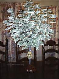 wedding money tree - Google Search