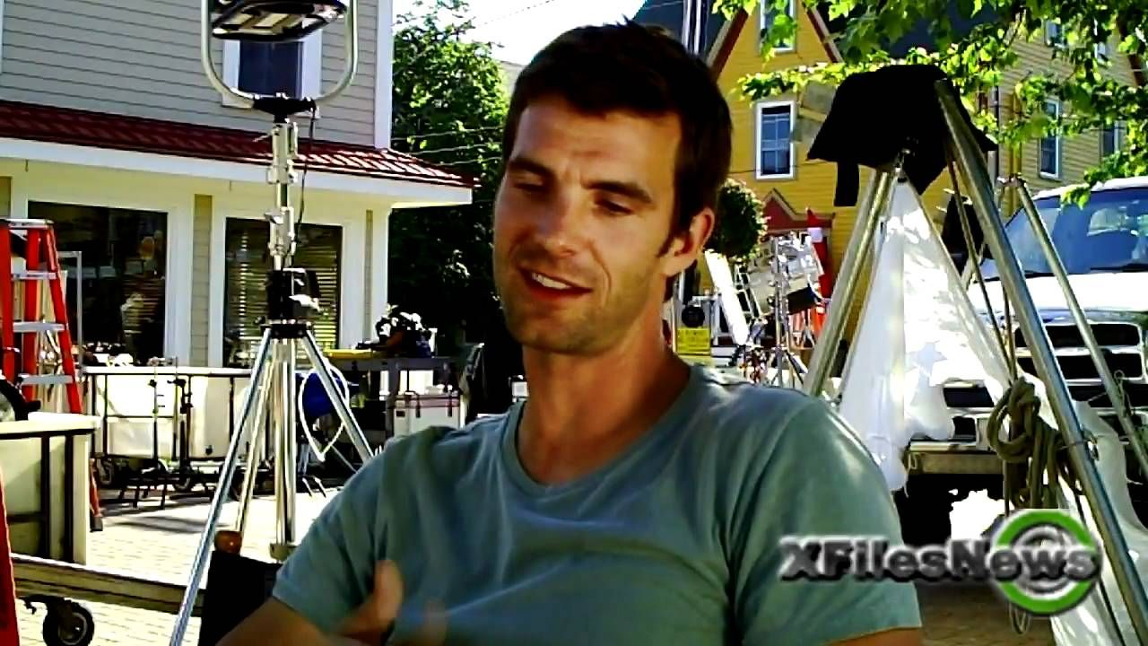 XFN - Haven Interview - Lucas Bryant