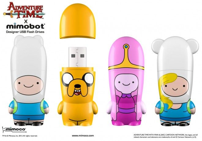 More Fun Stuff From Mimoco Mimobot Review And Mimomicro Giveaway Adventure Time Watch Adventure Time Adventure