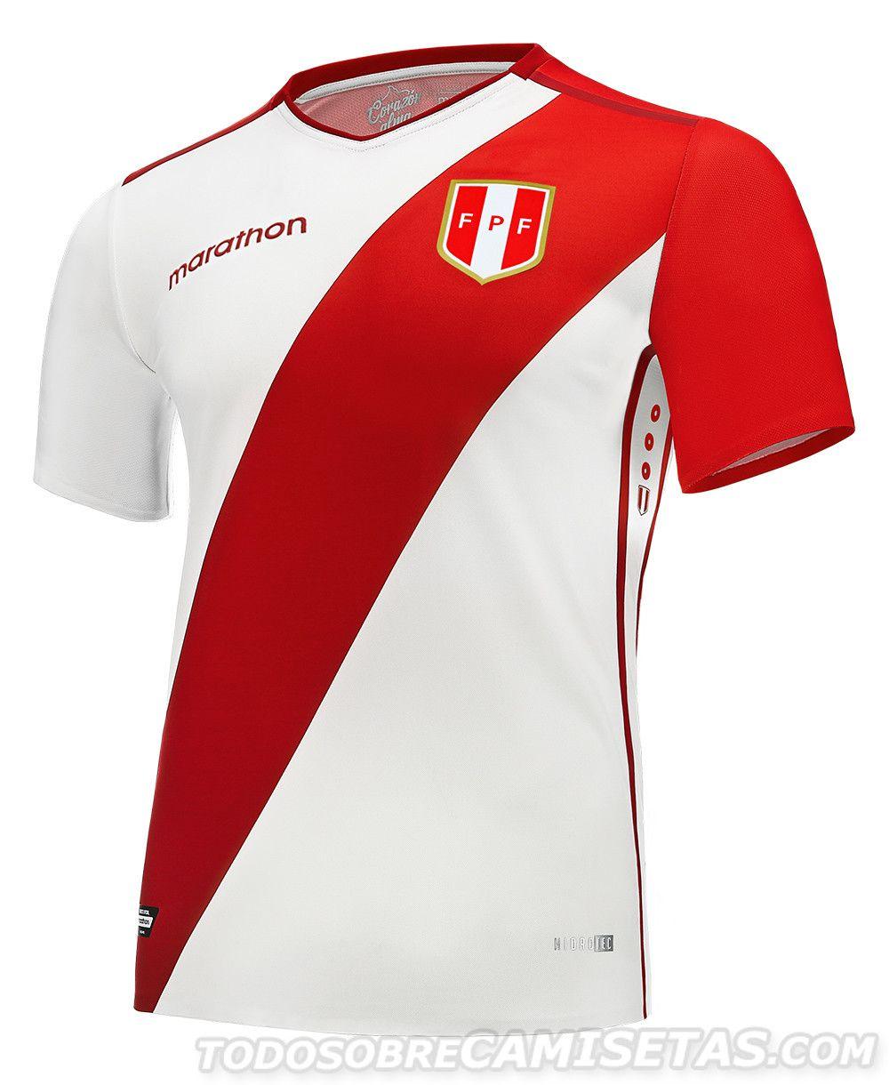 Camiseta Marathon de Peru 201819 Camisetas deportivas