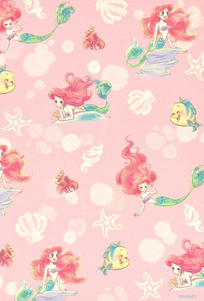 Disney Stuff Little Mermaid Wallpaper Iphone