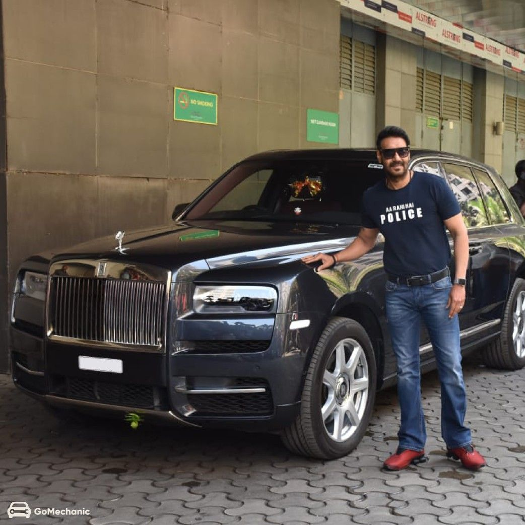 Ajay Devgn His Car Collection In 2020 Car Collection Car Jaguar Cars