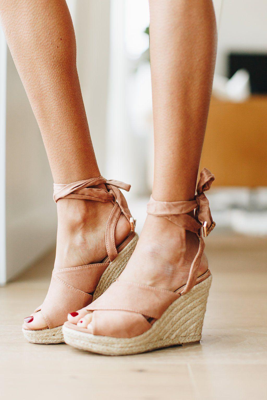 15f41e11e523 St. Thomas Suede Espadrilles Sandals 2018