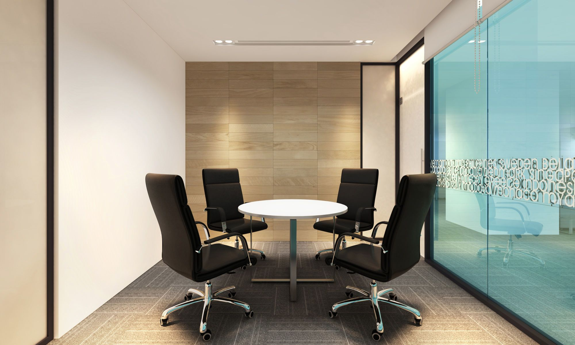Image result for small conference room design harmanize - Room decor for small rooms ...